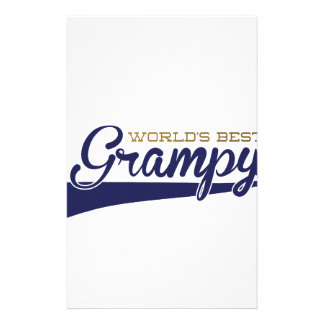 WorldsBestGrampyTee-01 Stationery