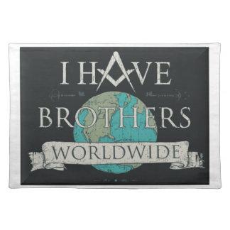 Worldwide Brotherhood Placemat