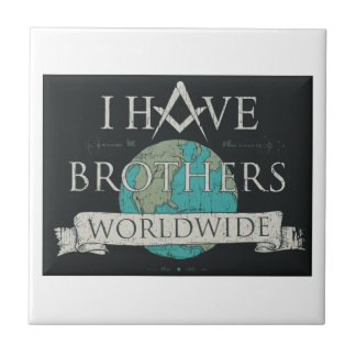 Worldwide Brotherhood Tile