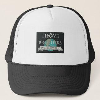 Worldwide Brotherhood Trucker Hat