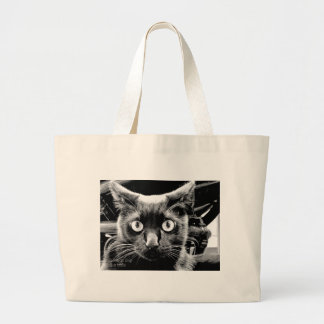"""""""   Worldwide investment bank world invest bank Large Tote Bag"""
