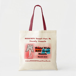 Worldwide RSD Angel Month 2010 Tote Bag