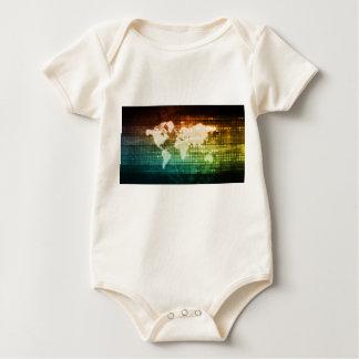 Worldwide Technology and Mass Adoption of New Tech Baby Bodysuit