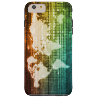 Worldwide Technology and Mass Adoption of New Tech Tough iPhone 6 Plus Case