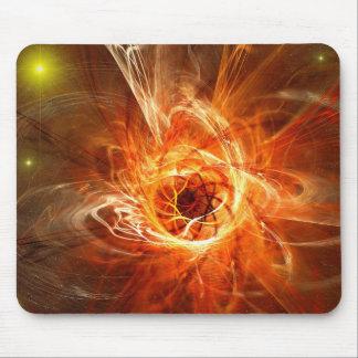 Wormhole -07132009 mouse pad