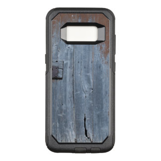 Worn and Rusty Wooden Door OtterBox Commuter Samsung Galaxy S8 Case