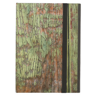 Worn and Weathered Barn Wood Cover For iPad Air