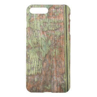 Worn and Weathered Green Barn Wood iPhone 8 Plus/7 Plus Case