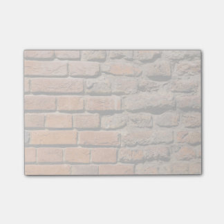 Worn Bricks Post-it Notes