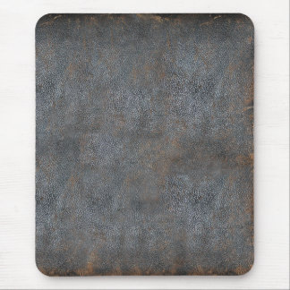 Worn Leather Look Antique Book Mouse Pad