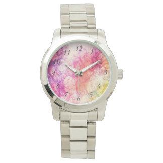 Worn Nebula Wrist Watch