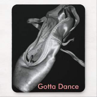 worn out old friend, Gotta Dance Mouse Pad
