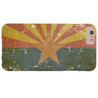 Worn Patriotic Arizona State Flag Barely There iPhone 6 Plus Case