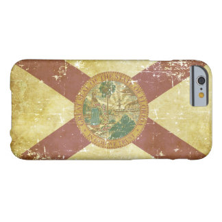Worn Patriotic Florida State Flag Barely There iPhone 6 Case
