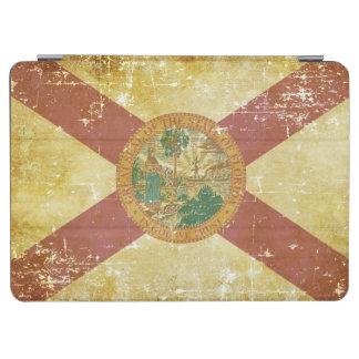 Worn Patriotic Florida State Flag iPad Air Cover