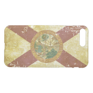 Worn Patriotic Florida State Flag iPhone 8 Plus/7 Plus Case