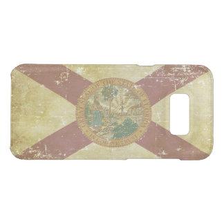 Worn Patriotic Florida State Flag Uncommon Samsung Galaxy S8 Plus Case
