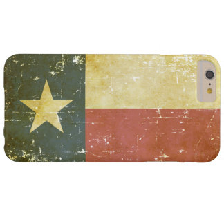 Worn Patriotic Texas State Flag Barely There iPhone 6 Plus Case
