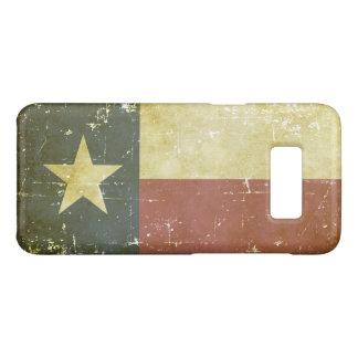 Worn Patriotic Texas State Flag Case-Mate Samsung Galaxy S8 Case