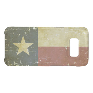 Worn Patriotic Texas State Flag Uncommon Samsung Galaxy S8 Case