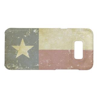 Worn Patriotic Texas State Flag Uncommon Samsung Galaxy S8 Plus Case