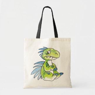 Worried Dinosaur Bag