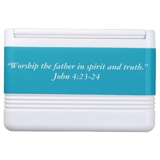 """""""Worship"""" 12 Can Cooler"""