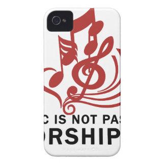 WORSHIP cute beautiful iPhone 4 Case-Mate Cases