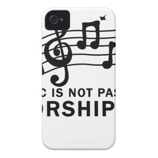 WORSHIP design cute iPhone 4 Covers