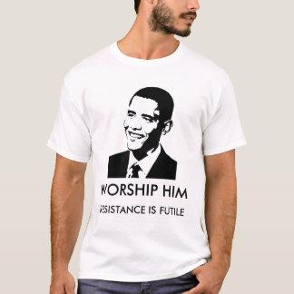 WORSHIP HIM, RESISTANCE T-Shirt
