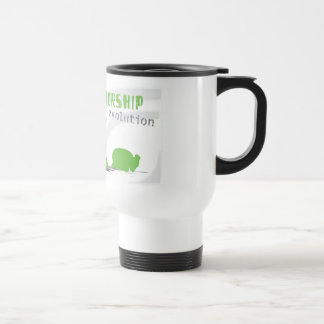 Worship Jarra Blanca 01 Verde Travel Mug