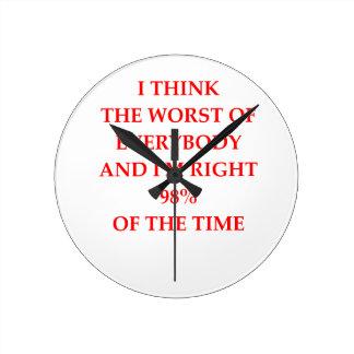 WORST CLOCK