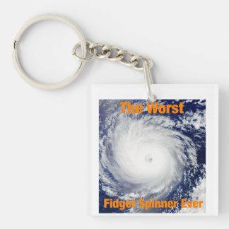 Worst Fidget Spinner ever keychain
