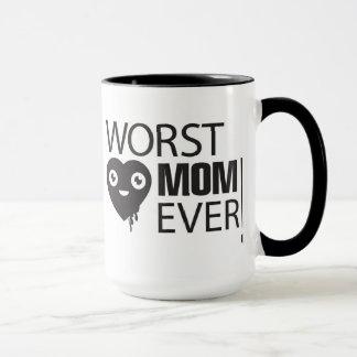 Worst MOM ever - mug