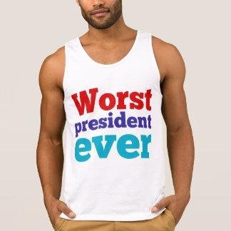 Worst President Ever
