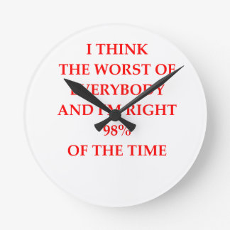 WORST WALL CLOCKS
