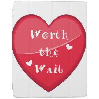 Worth the Wait - Adoption - New Baby iPad Cover