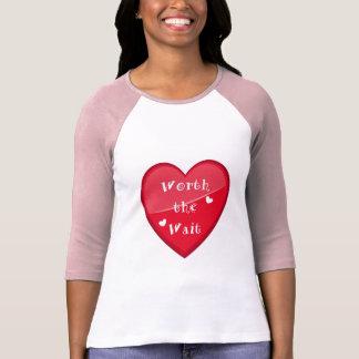 Worth the Wait - Adoption - New Baby T-Shirt
