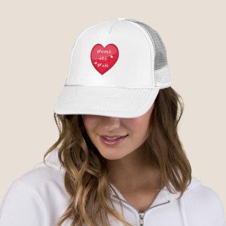 Worth the Wait - Adoption - New Baby Trucker Hat