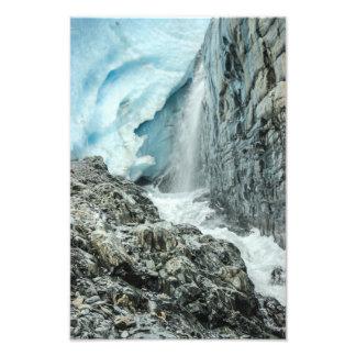 Worthington Glacier Photo Print