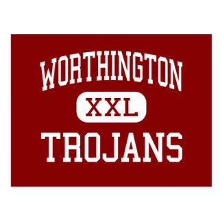 Worthington - Trojans - Senior - Worthington Postcard