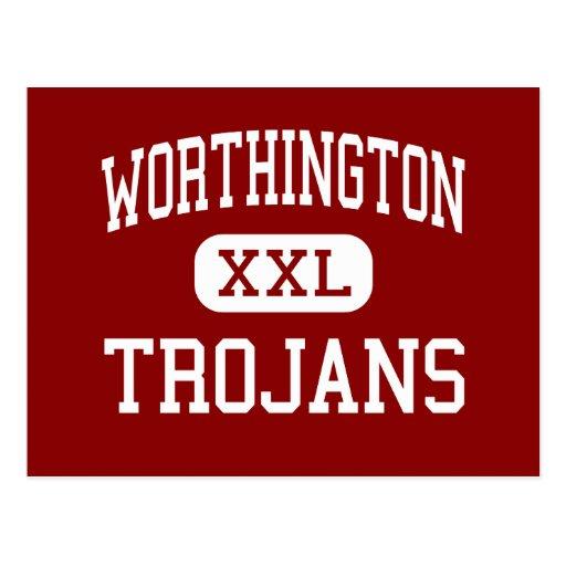 Worthington - Trojans - Senior - Worthington Postcards
