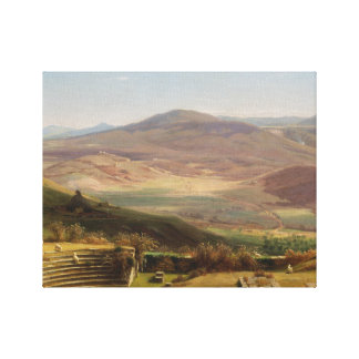 Worthington Whittredge - The Amphitheatre Canvas Print