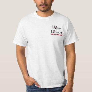 Worts Of Wisdom - NCHF 2010 T-Shirt