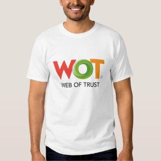 WOT Excellent reputation Tee Shirt