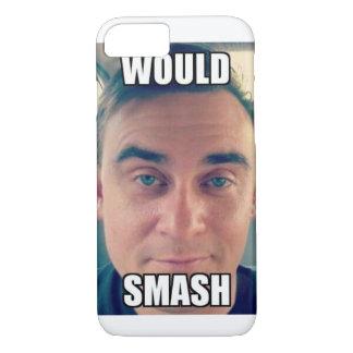 Would smash steve phone case