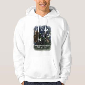 Wouldn't you say my collection's complete? hoodie