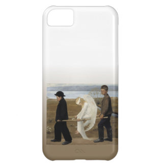 Wounded Angel iPhone 5C Cases