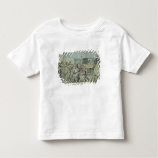 Wounded French Soldiers Entering Paris Toddler T-shirt