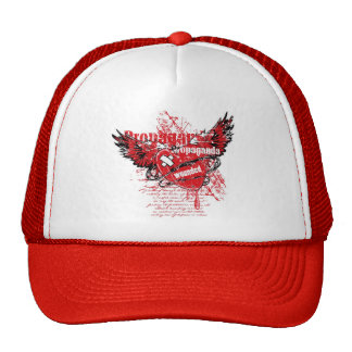 Wounded Heart Trucker Hat